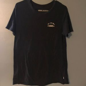 Medium black VANS T-shirt